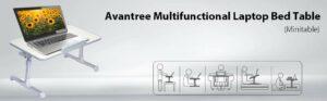 Avantree multi-functional laptop table