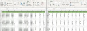 Compare multiple workbooks